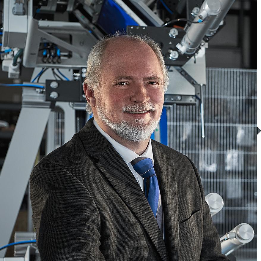 Ellis Dillen, President & CEO